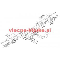 PEUGEOT - 107 - (Uporaba samo za nosilec koles) (C-008)