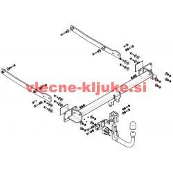 MERCEDES - A 207 - Cabrio E - Klasa (M-151)